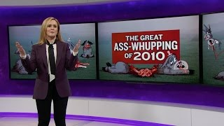 Someone Run Against Johnnie Caldwell | Full Frontal with Samantha Bee | TBS