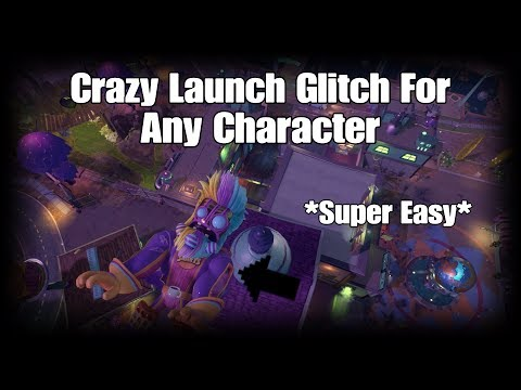 Plants vs Zombies GW2 Crazy Launch Glitch For Any Character *Super Easy*
