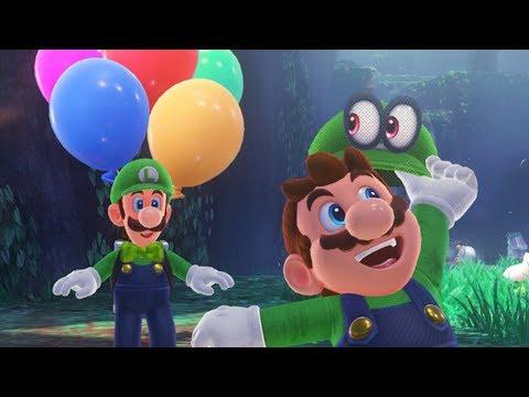 Luigi's Balloon World