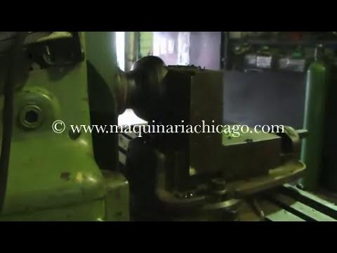 Fresadora Cincinnati / Maquinaria Chicago