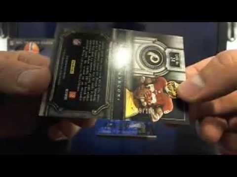 Ultimateboxbreaks.com: 2012 Quad Football Box Break 1 Part 2
