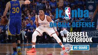 ON BALL DEFENSE RUSSELL WESTBOOK