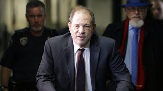 Harvey Weinstein given 23-year jail term for rape and sexual assault
