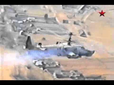 Боевой вертолет Ка-50. Демонстрация силы.Black shark.