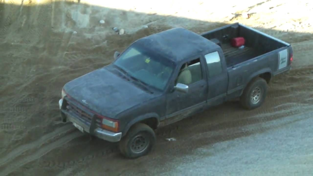 1992 Dodge Dakota 4x4 Off Road Pit Youtube