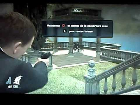 007 James Bond  Quantum of Solace / PS3