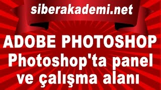 Adobe Photoshop - Ders 3 -  Photoshop