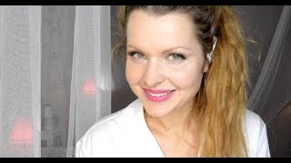 ASMR roleplay INFIRMIERE ♥ Attention personnelle, brossage de cheveux, tapotement (NURSE, medical)