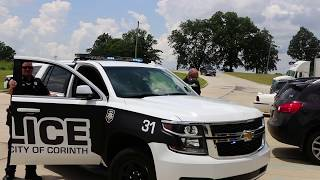 Corinth Mississippi Police Department Lip Sync Battle