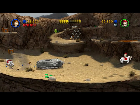 Zagrajmy w LEGO Indiana Jones  #21