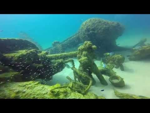 Shipwreck uncovered near Cabo San Lucas arch (