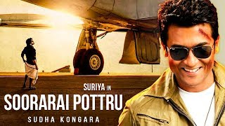 SOORARAI POTTRU : Suriya 38 Official First Look & Title | Sudha Kongara Movie | Hot News