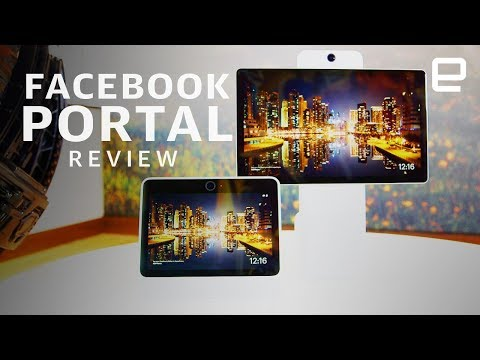 Facebook Portal and Portal+ review: Video chat takes center stage