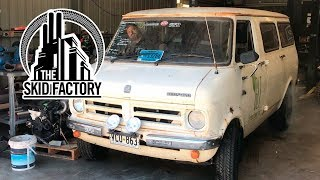 THE SKID FACTORY - Barra Powered Bedford Van [EP16]