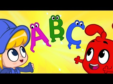 ABC Song with Morphle! - Learn  the alphabet and more education for kids. (colors and shapes)