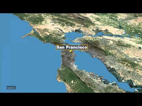 KRON Globe to San Francisco 2