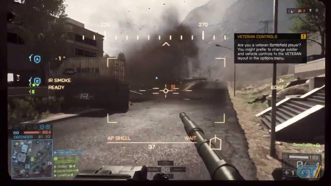 Battlefield 3 v 160 + dlc (2011) pc repack