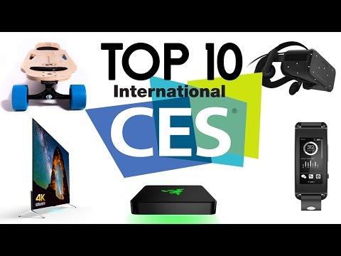 Best of CES 2015 - Top New Tech & Gadgets
