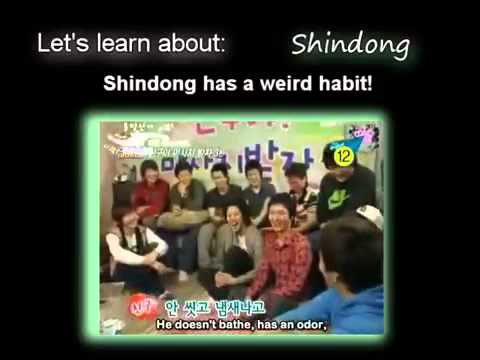 The Super Junior Guide - Shin Donghee (Shindong)