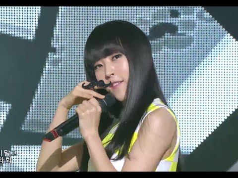 MAMAMOO - Mr. Ambiguous, 마마무 - 미스터 애매모호, Music Core 20140809