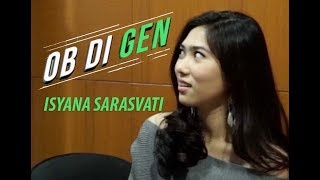 Download Lagu ISYANA DIGODAIN OFFICE BOY GEN FM Gratis STAFABAND