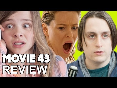 Movie 43 - Movie Review