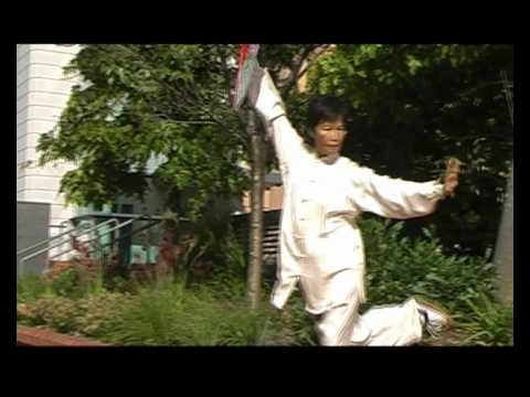Tai Chi Fan 36 Form