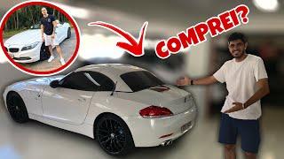 COMPREI UMA BMW Z4 IGUAL DO GREG FERREIRA???