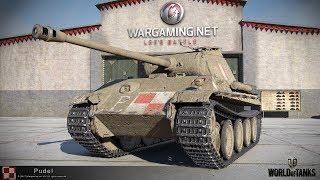Pudel, первый польский танк в World of Tanks