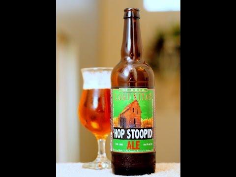 Lagunitas Hop Stoopid IPA Beer Tasting