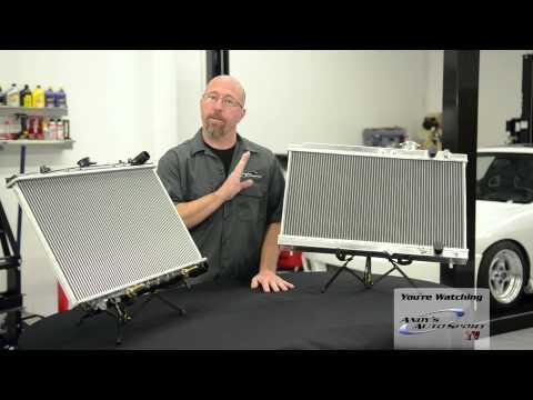 Performance Aluminum Radiators and Install!