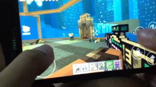 Pixegun 3D hack cuộc chiến với zombie