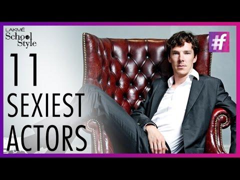 World's 11 Sexiest Actors | Hrithik Roshan | Hugh Jackman #fame School Of Style