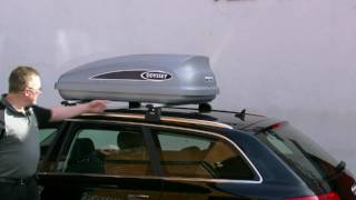 Thule Karrite roof box comparison