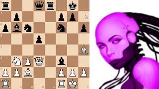 Chess Master vs AI Leela Chess Zero ID 102