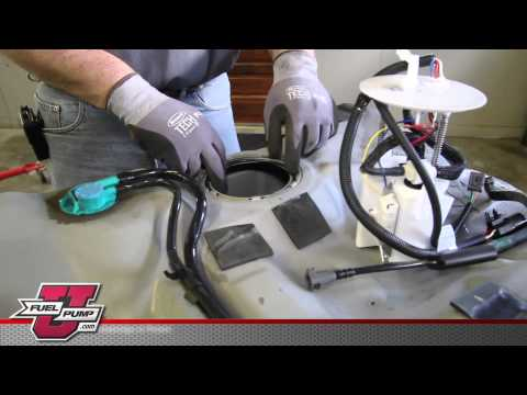 How to Install Fuel Pump Assembly E2313M in a 2002 - 2003 Ford Taurus