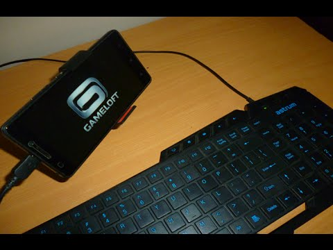 Android Gaming Via Pc Keyboard And Mouse