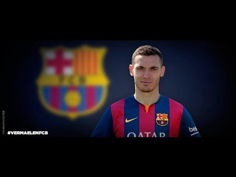 Thomas Vermaelen • Welcome To FC Barcelona • All Goals & Defensive Skills ||HD||