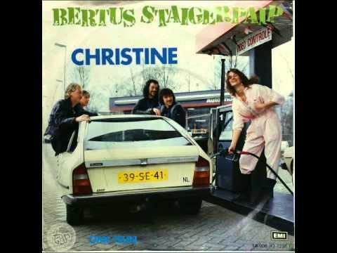 BERTUS STAIGERPAIP - CHRISTINE        speedy radio