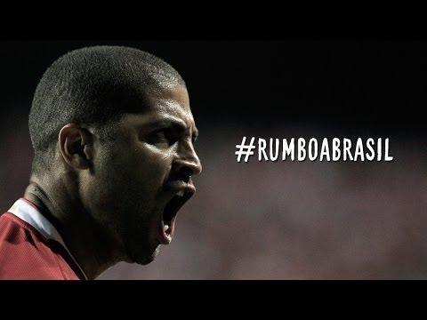 EXCLUSIVA: Alvaro Saborio habla sobre Costa Rica y el Mundial de Brasil 2014