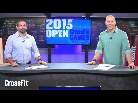 CrossFit Games Update: March 17, 2015