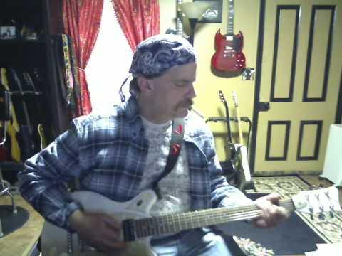 First Act VW Garage Master Guitar Demo
