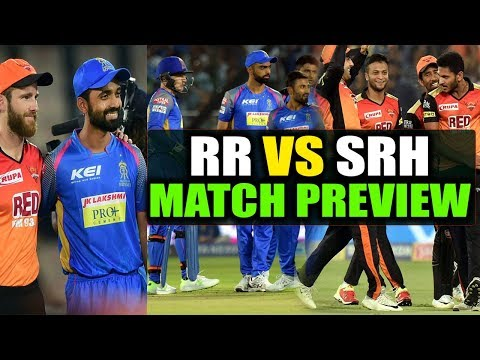 IPL 2018 : Rajasthan Royals Vs Sunrisers Hyderabad, Ajinkya Rahane Vs Williamson | वनइंडिया हिंदी