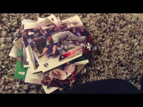 Most of my PRETTY good baseball cards and SOME of my football and basketball cards
