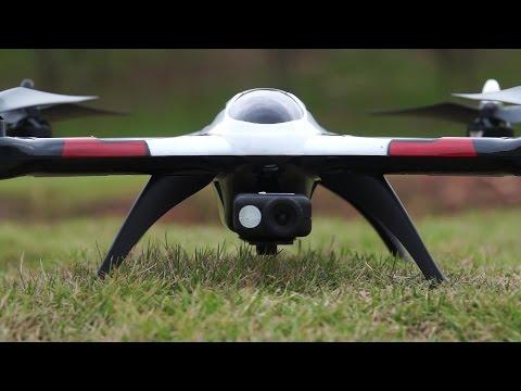 XK350 Air Dancer 3D Stunt Quadcopter Quick Flight Review