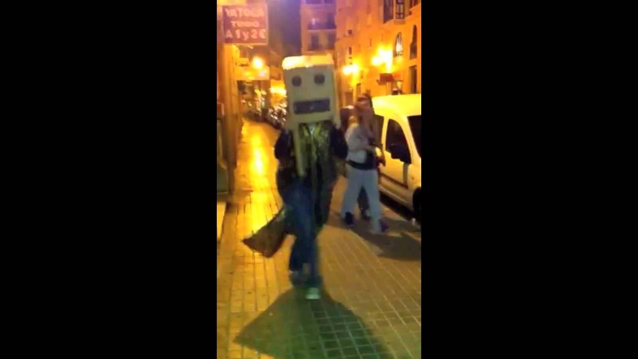 Party Rock Anthem Robot Costume Party Rock Anthem Robot