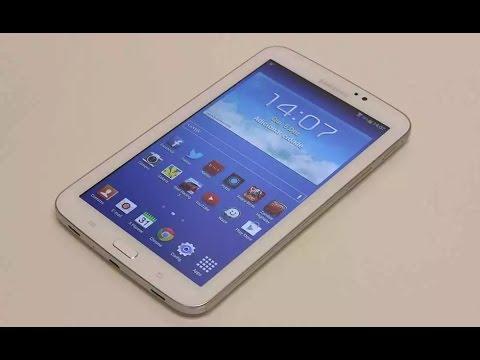 Como abrir seu tablet samsung - video dica