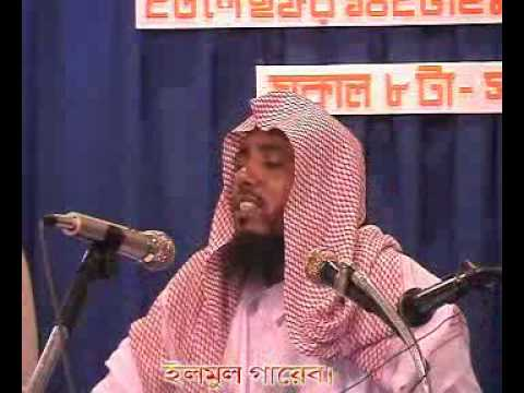 Bangla Waz Mahfil New Elmul Gayeb Sheikh Hafez Sanaulllah (ra) video