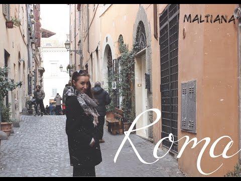 Italy Vlog ♡ Я в Риме