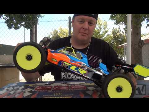 RC Buggy Ride Height With TLR's Adam Drake - VRC Magazine